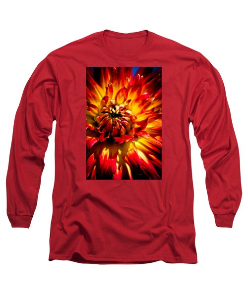 Tahiti Sunrise Long Sleeve T-Shirt