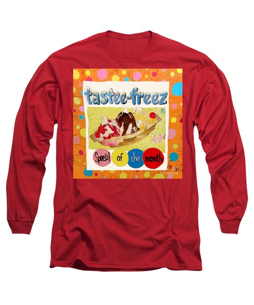 Tastee Freez Long Sleeve T-Shirt
