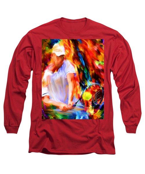 Tennis II Long Sleeve T-Shirt