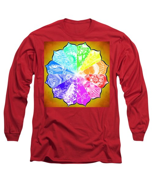 The Age Of Pisces Long Sleeve T-Shirt