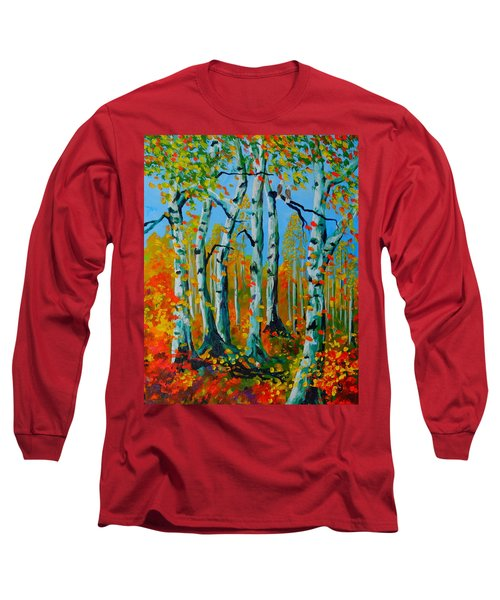 The Aspens Long Sleeve T-Shirt
