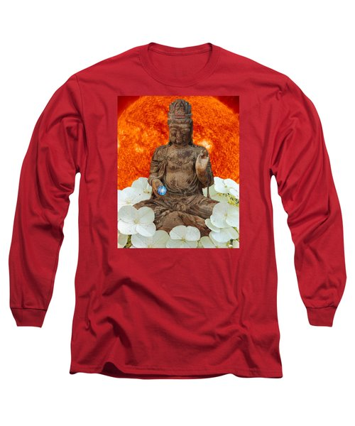 The Awakening  C2014 Long Sleeve T-Shirt by Paul Ashby