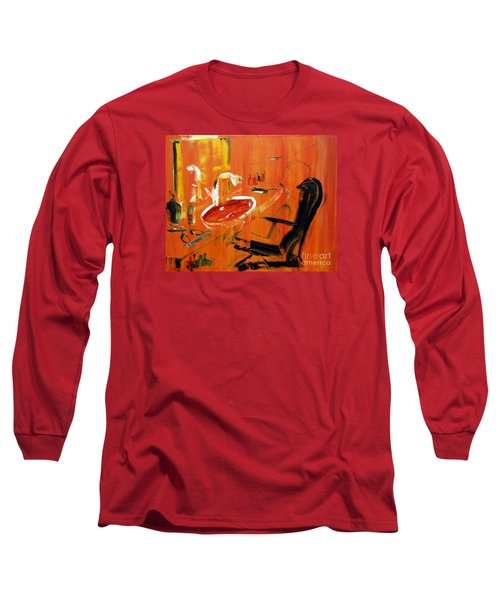 The Barbers Shop - 3 Long Sleeve T-Shirt
