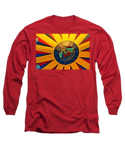 Basket Long Sleeve T-Shirt
