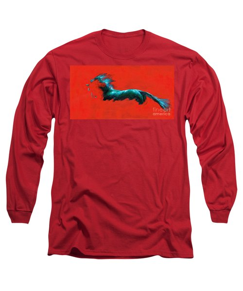 The Beginning Of Life Long Sleeve T-Shirt