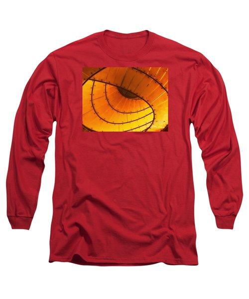 The Dragon Awakes Long Sleeve T-Shirt by Kelly Awad