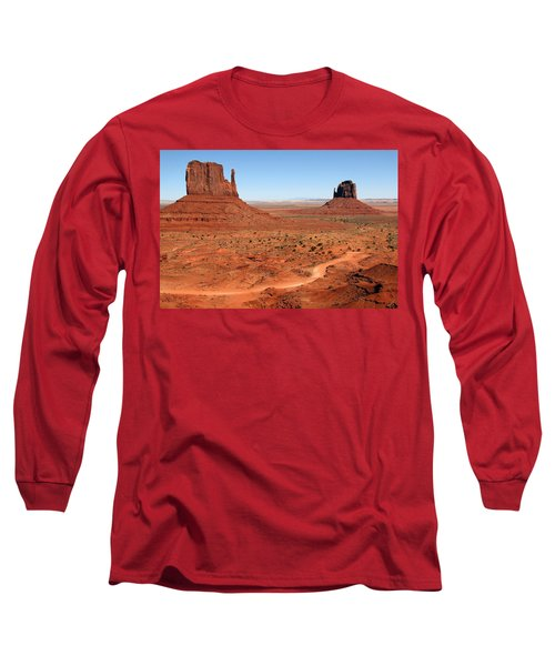 The Famous Mittens Long Sleeve T-Shirt