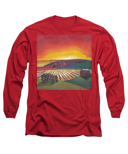 'the Farm' Long Sleeve T-Shirt