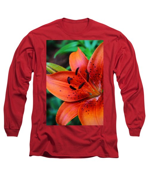 The First Lily Long Sleeve T-Shirt