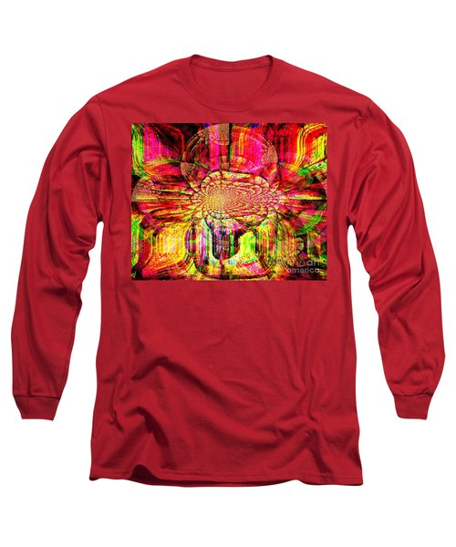 The Flow Of Gentleness And Compassion Long Sleeve T-Shirt