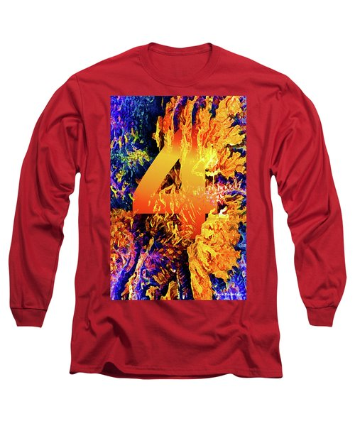 The Four Of Creation Long Sleeve T-Shirt