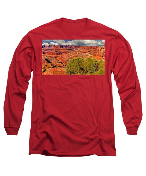 The Grand Canyon Dead Horse Point Long Sleeve T-Shirt