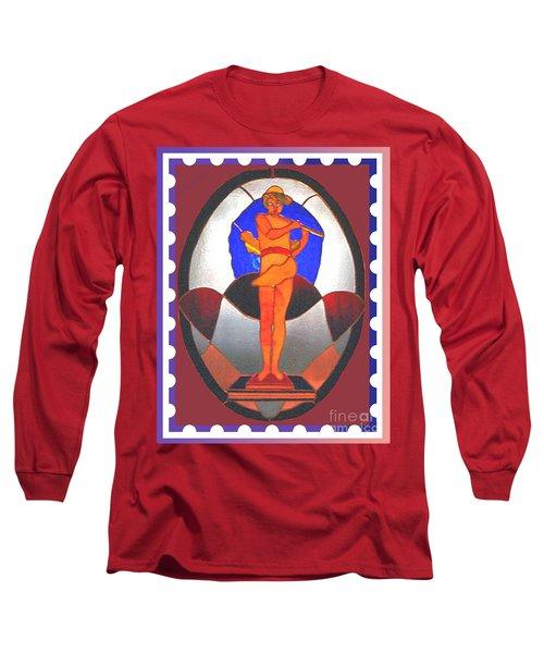 The Great God Pan Plays Long Sleeve T-Shirt