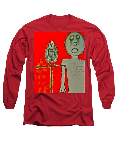 The Hollow Men 88 - Bird Long Sleeve T-Shirt