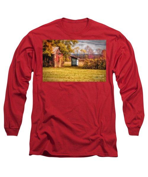 The Necessary Long Sleeve T-Shirt