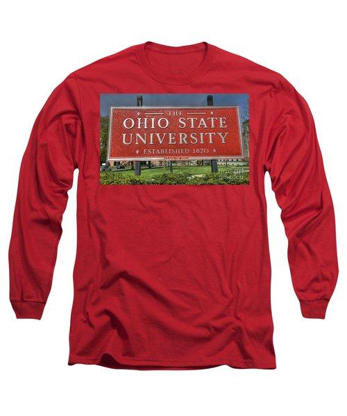 The Ohio State University Long Sleeve T-Shirt