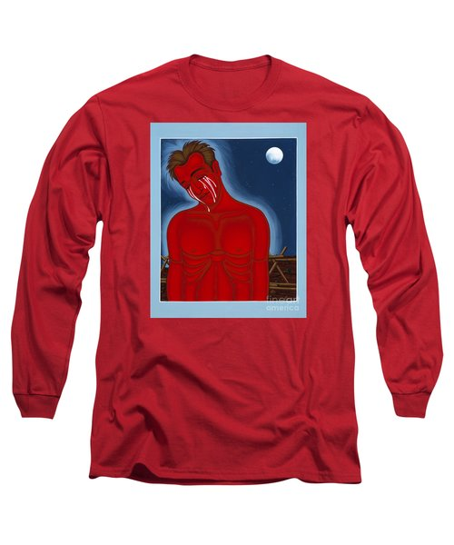 The Passion Of Matthew Shepard 096 Long Sleeve T-Shirt by William Hart McNichols