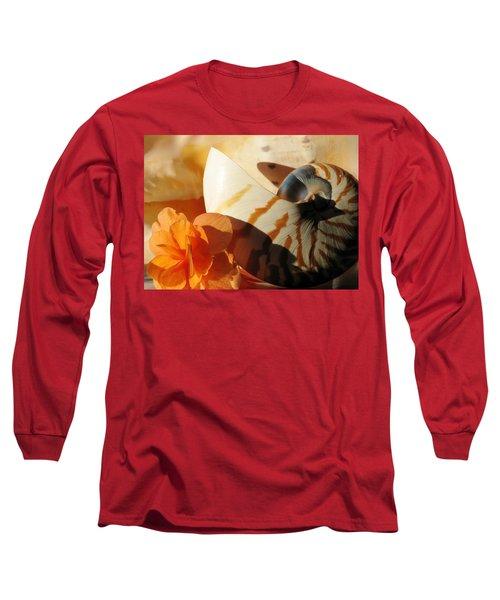 The Secret Of The Sea Long Sleeve T-Shirt