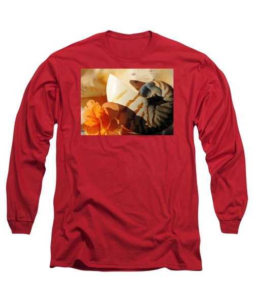 The Secret Of The Sea Long Sleeve T-Shirt