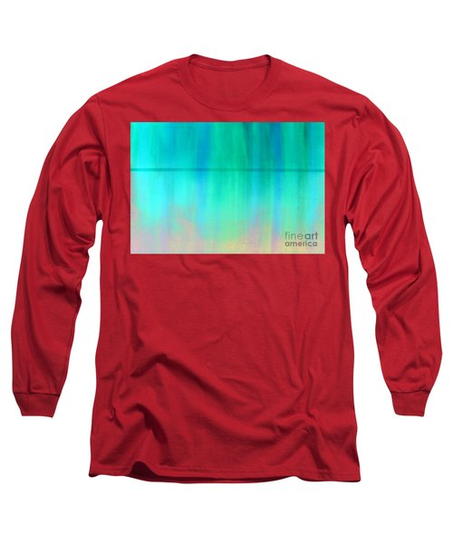 The Thin Red Line Long Sleeve T-Shirt