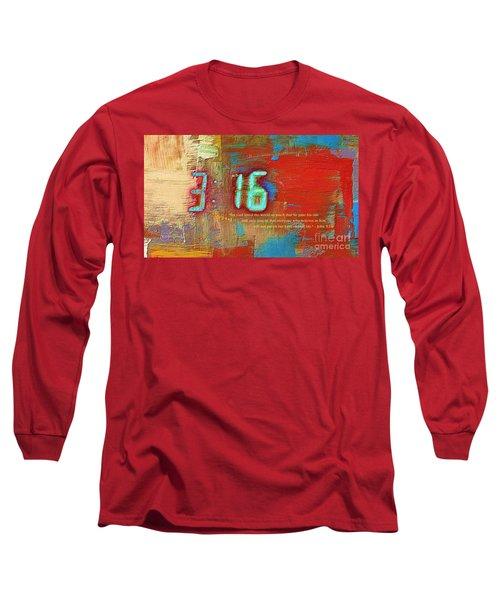The Ultimate Sacrifice Long Sleeve T-Shirt