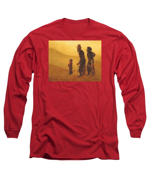 The Way - Aliyah Long Sleeve T-Shirt