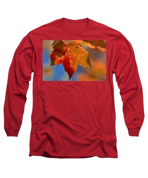 ...through The Autumn Light Long Sleeve T-Shirt