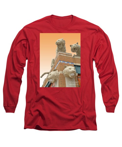 Tiger Town Long Sleeve T-Shirt