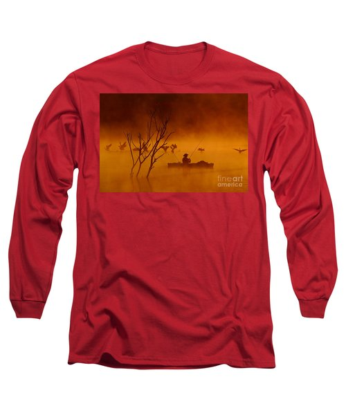 Time To Spread My Wings And Fly Long Sleeve T-Shirt