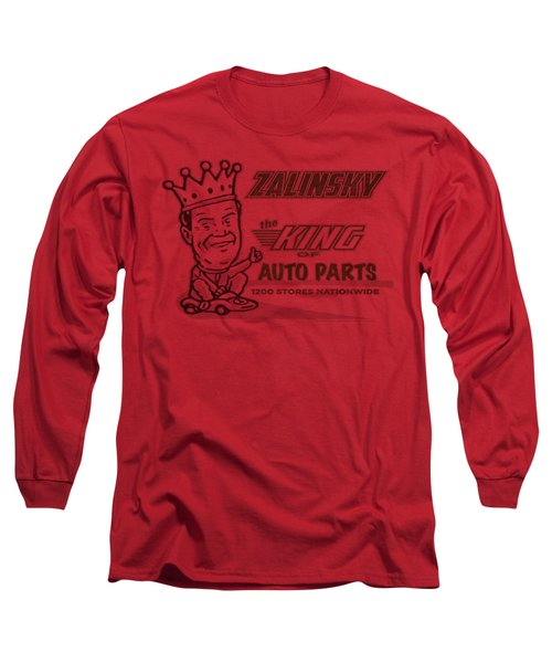 Tommy Boy - Zalinsky Auto Long Sleeve T-Shirt