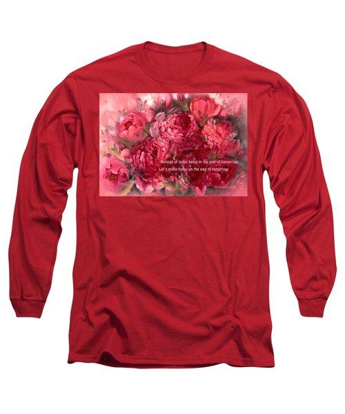 Tomorrow Long Sleeve T-Shirt