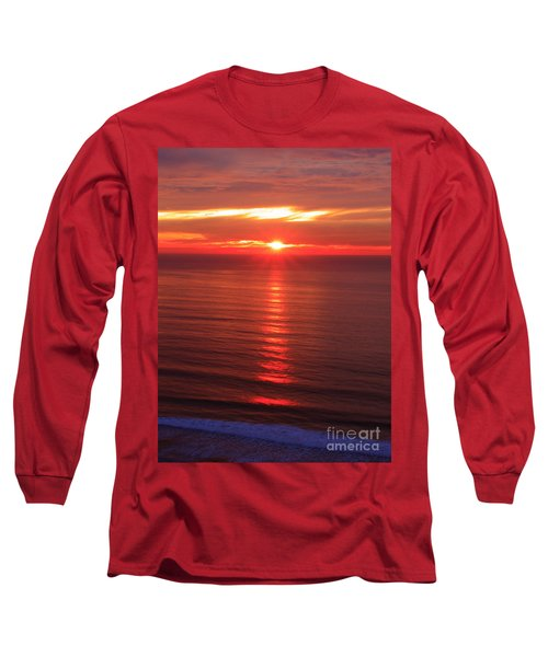 Torrey Pines Starburst Long Sleeve T-Shirt