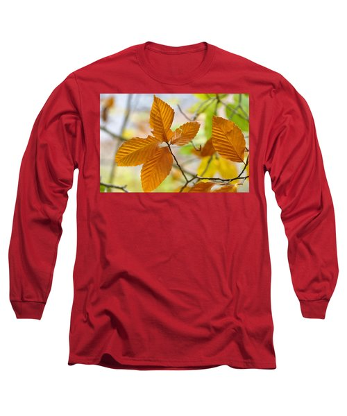Touch Of Gold Long Sleeve T-Shirt