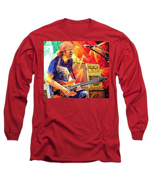 Trey Anastasio Squared Long Sleeve T-Shirt