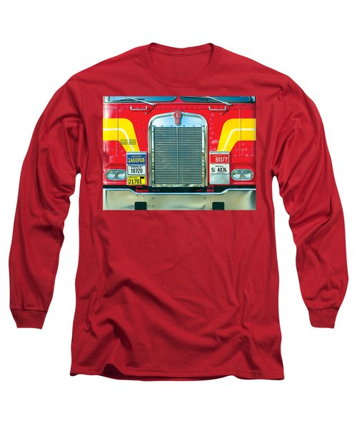 Trucking Long Sleeve T-Shirt