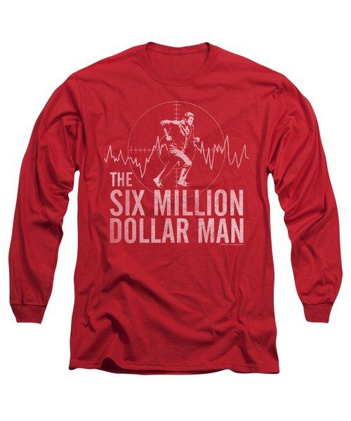 Tsmdm - Target Long Sleeve T-Shirt
