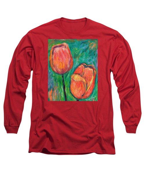 Tulip Dance Long Sleeve T-Shirt