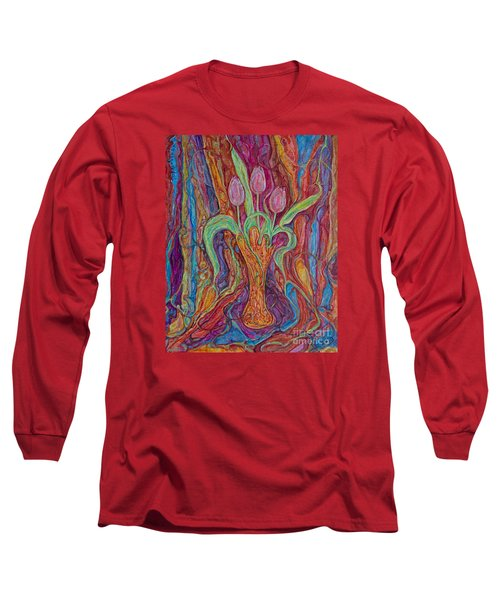 Tulips II Long Sleeve T-Shirt