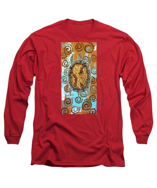 Turtle Journey Long Sleeve T-Shirt