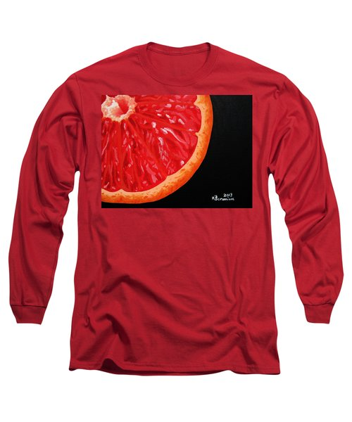 Twisted Passion Long Sleeve T-Shirt