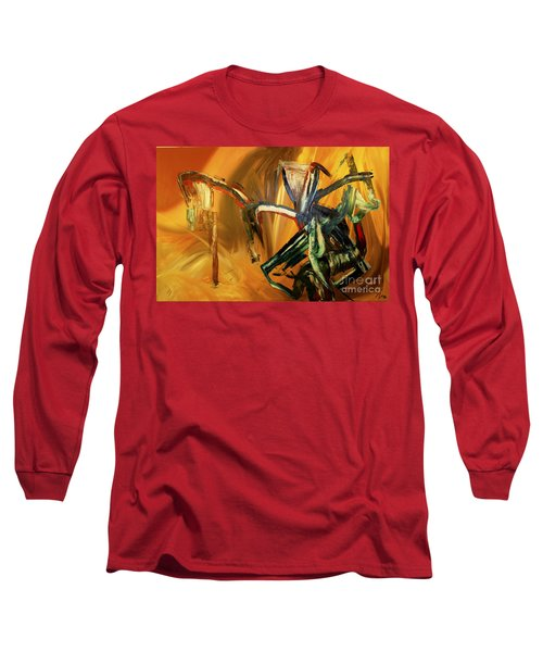 Undergrowth Disturbed Long Sleeve T-Shirt