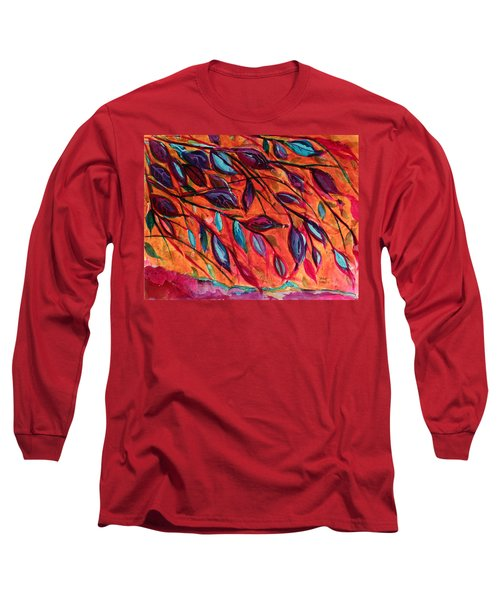 Underneath Long Sleeve T-Shirt