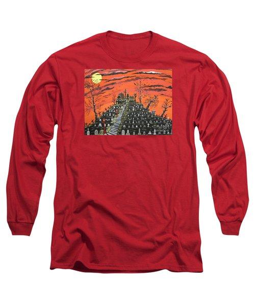 Undertaker's House Long Sleeve T-Shirt