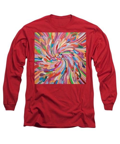 Unfolding Melody Long Sleeve T-Shirt