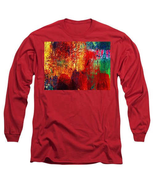 Untamed Colors  Long Sleeve T-Shirt