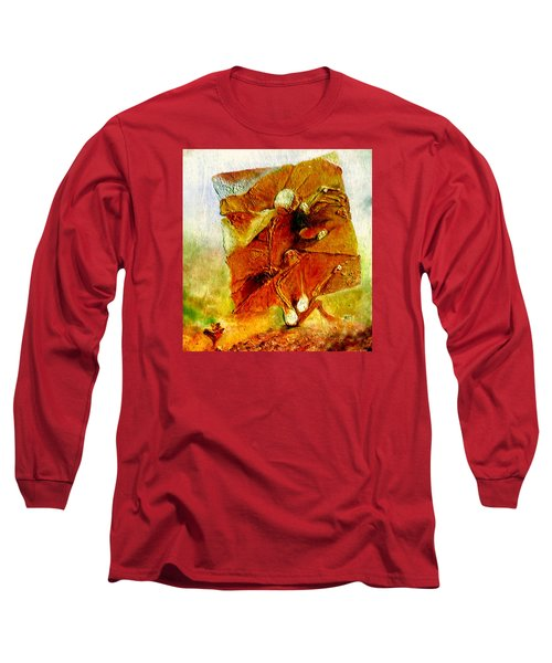 Untitled Long Sleeve T-Shirt by Henryk Gorecki