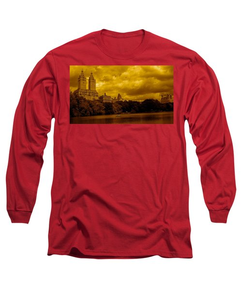 Upper West Side And Central Park Long Sleeve T-Shirt