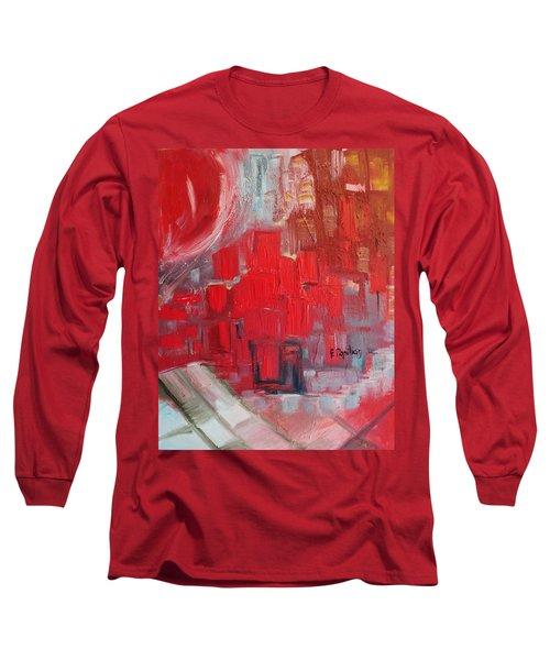 Urban View Long Sleeve T-Shirt by Evelina Popilian