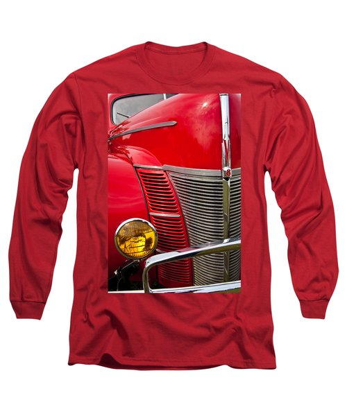 V8 - Another View Long Sleeve T-Shirt by Mark Alder