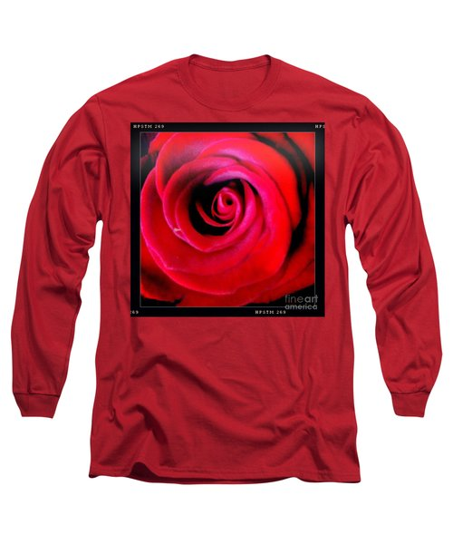Velvet Long Sleeve T-Shirt